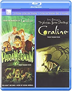 ParaNorman / Coraline Double Feature [Blu-ray] (Bilingual)