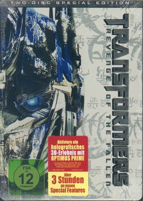 Transformers 2 (2 Discs, limited Steelbook Edition)