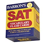 Barron's SAT Vocabulary Flash Cards by Sharon Weiner Green M.A.