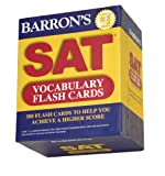 img - for Barron's SAT Vocabulary Flash Cards book / textbook / text book