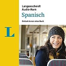 Einfach lernen ohne Buch - Spanisch (Langenscheidt Audiokurs) Hörbuch von  div. Gesprochen von:  div.