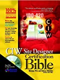 CIW Site Designer Certification Bible (0764548417) by Pitts, Natanya