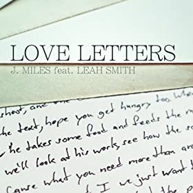 Amazon Love Letters Feat Leah Smith