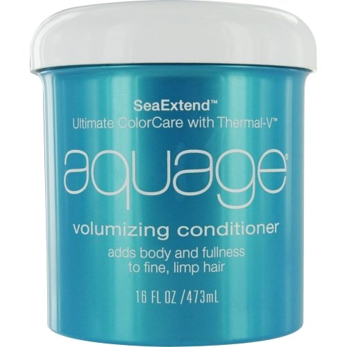Aquage Seaextend Ultimate Colorcare with Thermal-V Volumizing Conditioner, 16 Ounce