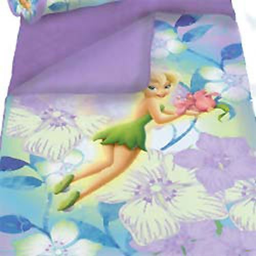 Disney Fairies Tinkerbell Nap Mat and Pillow Set by Disney