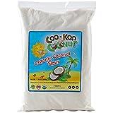 Organic-Fine-Coconut-Flour-w-Gluten-Free-Recipe-E-Book-Paleo-Friendly-Raw-Low-Carb-Non-GMO-Certified-Hypoallergenic-Facility