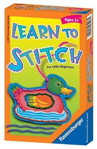 Learn To Stitch Craft Kit - 1