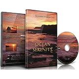 Relajación DVD - Serenidad de océano Con Puestas de sol en las playas y con los sonidos de las olas