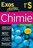 Exos résolus - Chimie 1re S