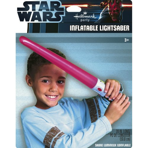 Hallmark 136066 Star Wars Inflatable Lightsaber - 1