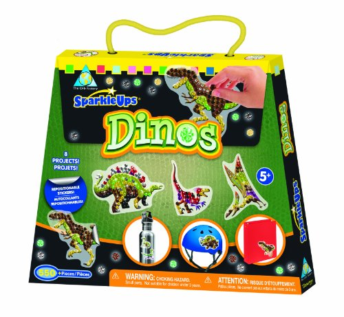 The Orb Factory Limited SparkleUps Dinos