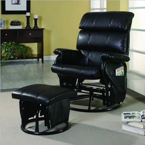Swivel Recliner Chairs Contemporary 17371