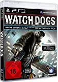 Watch Dogs - Special Edition [Sony PlayStation 3]