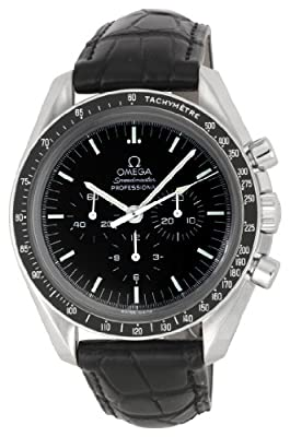 Omega Men's 3870.50.31 Speedmaster Chronograph Dial Watch