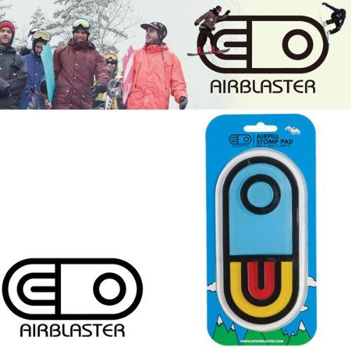 AIR BLASTER AIRBLASTER エアブラスター スノーボード デッキパッド MULTI マルチ