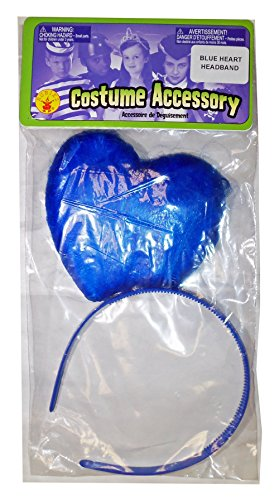 Katy Perry California Gurls Cupcake Costume Wig Accessory Blue Heart Headband