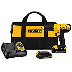 DEWALT DCD771C2 20V MAX Lithium-Ion Compact Drill/Driver Kit from DEWALT