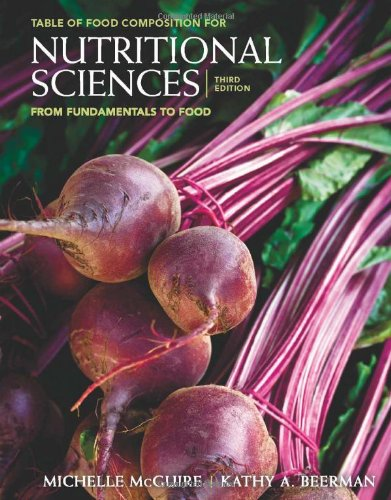 Nutritional Sciences: From Fundamentals to Food (with...