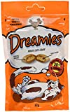 Dreamies Cat Treats Chicken 60g (Pack of 8)