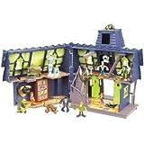 Giochi preziosi - Scooby Doo - 2310 - Manoir Mystérieux avec 2 Figurines