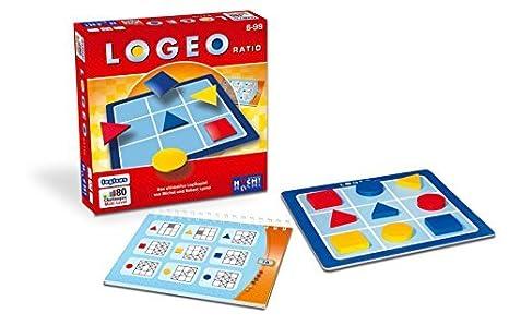 "Huch & Friends - 74016 - Jeu de société ""Logeo ratio""  - Langue: allemande"