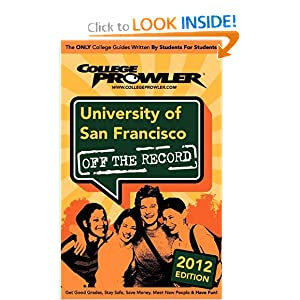 University of San Francisco 2012: Off the Record Ishtar Schneider and Sara Allshouse