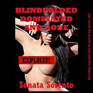 Blindfolded, Dominated, and Done by a Stranger Audiobook
