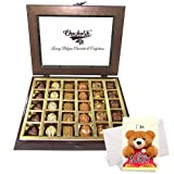 Well-seasoned Treat Of Chocolate With Sorry Card - Chocholik Belgium Chocolates