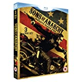 Sons of Anarchy - Season 2 [Blu-ray]by Charlie Hunnam