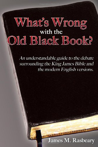 What'S Wrong With The Old Black Book?