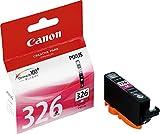 Canon キヤノン 純正 インクカートリッジ BCI-326 マゼンダ BCI-326M ランキングお取り寄せ