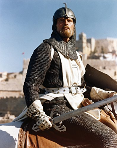 Charlton Heston El Cid Color Poster Art Photo Hollywood Movie Posters Artwork Photos 16x20 (Pics Of El compare prices)