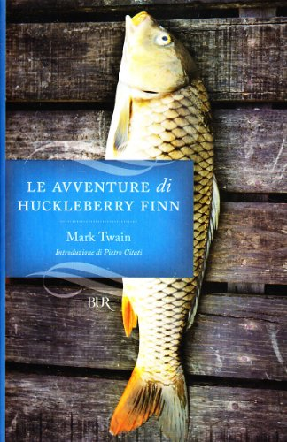 "Places of ""Adventures of Huckleberry Finn (1884)"" by Mark Twain"
