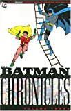 Batman Chronicles: VOL 03