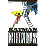 Batman Chronicles: VOL 03par Bill Finger