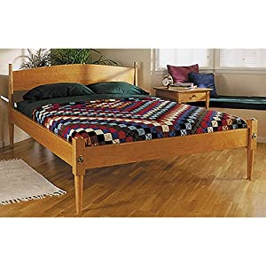 bed plans shaker