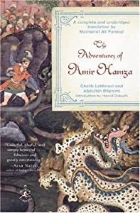 "Cover of ""The Adventures of Amir Hamza (M..."