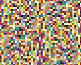 Microthin Products Magic Slice Non-Slip Flexible Cutting Board, Pixelated