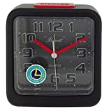 Bonett Alarm Clock - Analog, Quartz, Alarm, Snooze, Light, Alarm - T1208S