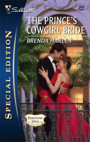 Image of The Prince's Cowgirl Bride (Silhouette Special Edition)
