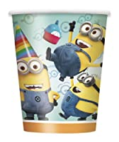 Despicable Me 2 9-Ounce Cups, 8-Piece from Despicable Me 2