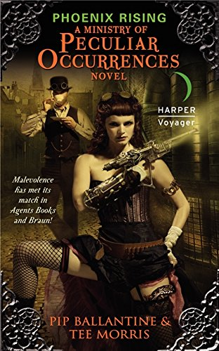 Image of Phoenix Rising: A Ministry of Peculiar Occurrences Novel (Ministry of Peculiar Occurrences Series)