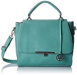 Lino Perros Women's Handbag (Turquoise)