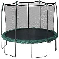 Skywalker 12' Round Trampoline & Safety Enclosure (Green)