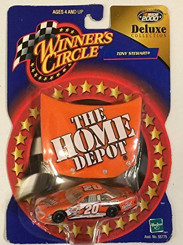 Winner's Circle Deluxe Collection Tony Stewart Home Depot Car - 1