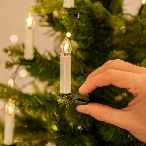 50-Warm-White-LED-Flameless-Christmas-Candle-Indoor-String-Lights-with-Tree-Clips