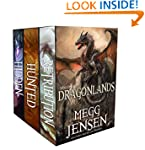 Dragonlands, Books 1 - 3: Hidden, Hun...