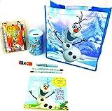 Disney Frozen Olaf Tote Bag Gift Set