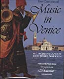 Five Centuries of Music in Venice (0028713184) by H. C. Robbins Landon