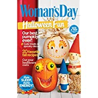 1-Year (10 Issues) of Woman's Day Magazine Subscription
